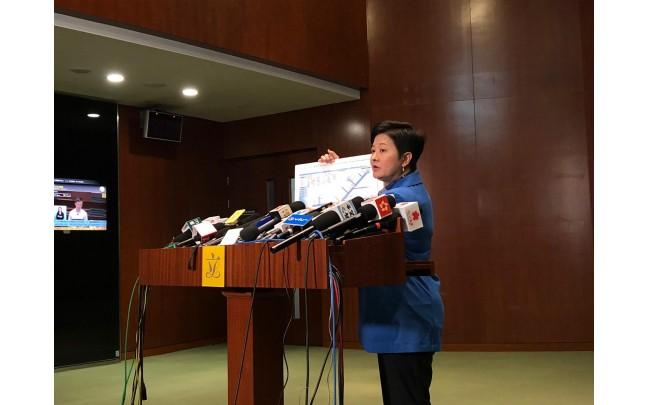 廣東省擬進行東江航道改造工程 黃碧雲質疑將影響東江水水質安全